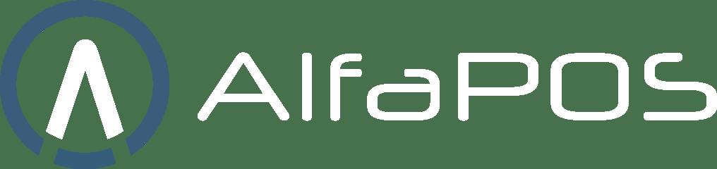 AlfaPOS Control - Logo dark