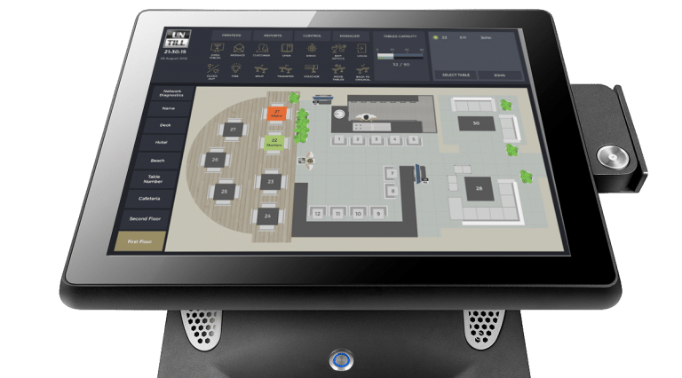 Kassa - UNTILL - hardware - monitor - AlfaPOS Control