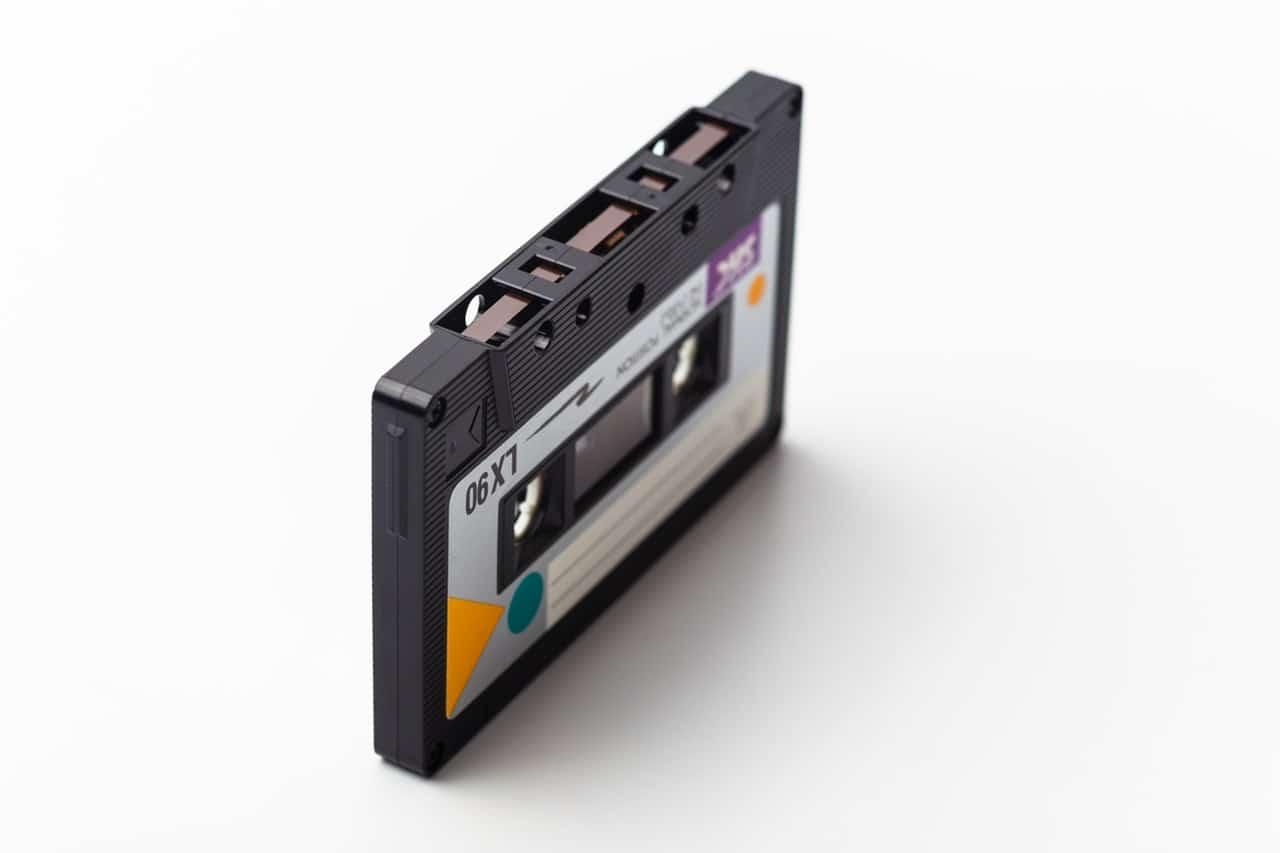Muziek - audio cassette tape - AlfaPOS Control