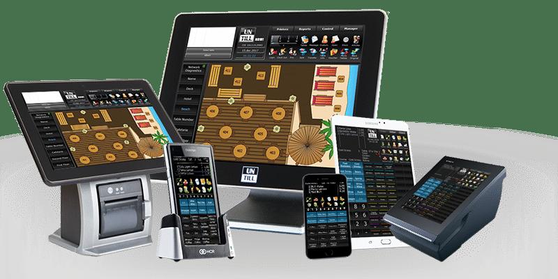Kassasystemen - Untill - Horeca hardware